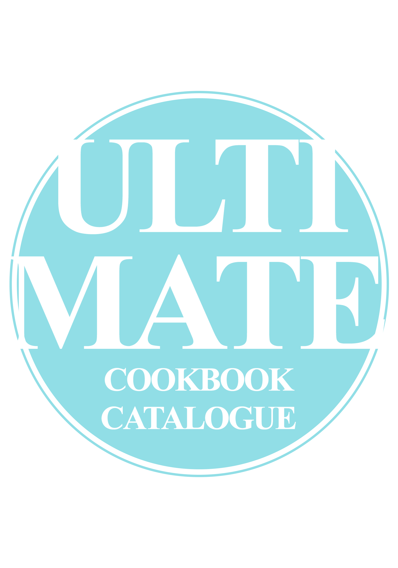 Ultimate-Cookbook-Logo